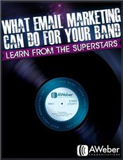 What Email Marketing Can Do For Your Band: Learn From the Superstars