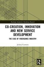 همآفرینی، نوآوری و توسعه خدمات جدید: صنعت بازیهای ویدیویی