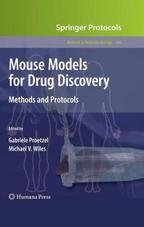 Mouse Models for Drug Discovery: Methods and Protocols