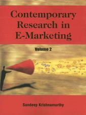 Contemporary Research In E-marketing,