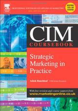کتاب درسی CIM: بازاریابی راهبردی در عمل ۲۰۰۴-۲۰۰۵