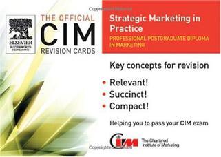 کارتهای مرور CIM: بازاریابی راهبردی در عمل