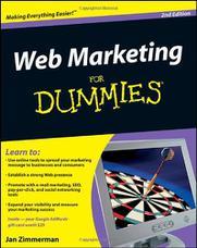 Web Marketing For Dummies