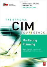 کتاب درسی CIM: برنامهریزی بازاریابی ۲۰۰۶-۲۰۰۷