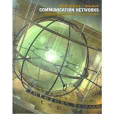 شبکه های ارتباطی، مفاهیم اساسی و معماری های کلیدی (لئون-گارسیا و ویجاجا) (ویرایش اول 2000)
