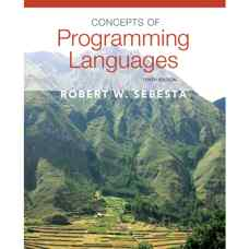 مفاهیم زبان های برنامه سازی (سبستا) (ویرایش دهم 2013)