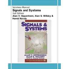 حل المسائل سیگنال ها و سیستم ها (اوپنهایم، ویلسکی و نواب) (ویرایش دوم 1996)
