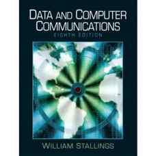داده ها و ارتباطات کامپیوتری (استالینگز) (ویرایش هشتم 2007)
