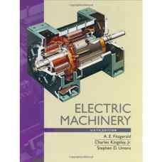 ماشین های الکتریکی (فیتزجرالد، کینگزلی و اومانس) (ویرایش ششم 2002)