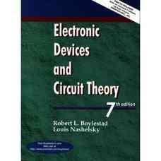 نظریه قطعات و مدارهای الکترونیک (بویل اشتاد و نشلسکی) (ویرایش هفتم 1998)
