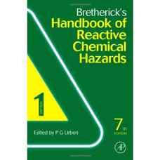هندبوک خطرات شیمیایی راکتیو Bretherick - جلد اول (اوربن) (ویرایش هفتم 2006)