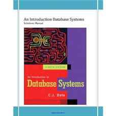 حل المسائل مقدمه ای بر پایگاه داده ها (سی. جی. دیت) (ویرایش هشتم 2004)