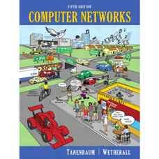شبکه های کامپیوتری (تننباوم و ودرال) (ویرایش پنجم 2010)