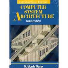 معماری کامپیوتر (مانو) (ویرایش سوم 1993)