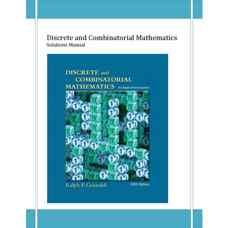 حل المسائل ریاضیات گسسته و ترکیباتی (گریمالدی) (ویرایش پنجم 2004)