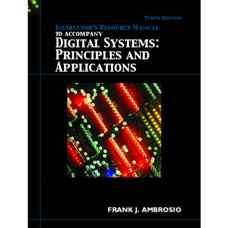 حل المسائل سیستم های دیجیتال: اصول و کاربردها (توچی، ویدمر، موس و آمبروزیو) (ویرایش دهم 2007)