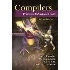 کامپایلرها: اصول، روش ها و ابزارها (آهو، لام، ستی و اولمن) (ویرایش دوم 2006 )