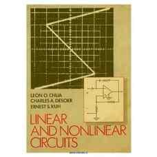 مدارهای خطی و غیرخطی (چوآ، دسور و کوه) (ویرایش اول  1987 )