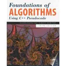 مبانی الگوریتم ها با شبه کدهای ++C (نیپولیتان و نعیم پور) (ویرایش سوم 2008)