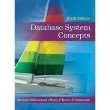 مفاهیم پایگاه داده ها (سیلبرشاتز، کورث و سودارشان) (ویرایش ششم 2010)
