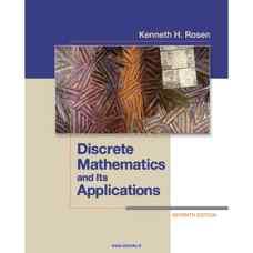 ریاضیات گسسته و کاربردهای آن (روزن) (ویرایش هفتم 2012)