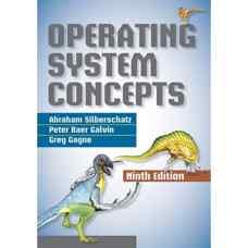 مفاهیم سیستم های عامل (سیلبرشاتز، گالوین و  گاین) (ویرایش سوم 2012)