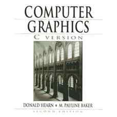گرافیک کامپیوتری: نسخه زبان C (هرن و بیکر) (ویرایش دوم 1996)