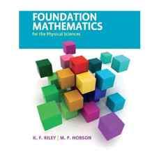 ریاضیات پایه برای علوم طبیعی (رایلی و هابسون) (ویرایش اول 2011)