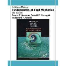حل المسائل مبانی مکانیک سیالات (مانسون، یانگ و اوکیشی) (ویرایش سوم 1997)
