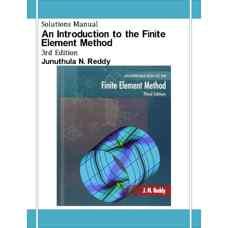 حل المسائل مقدمه ای بر روش اجزا محدود (ردی) (ویرایش سوم 2005)