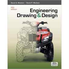طراحی و نقشه کشی مهندسی (مادسن و مادسن) (ویرایش پنجم 2011)