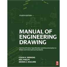 راهنمای نقشه کشی مهندسی (سیمونز، فلپس و مگوآیر) (ویرایش چهارم 2012)