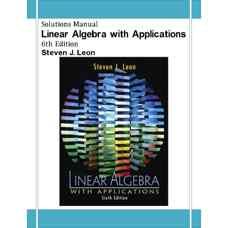 حل المسائل جبر خطی به همراه کاربردها (لئون) (ویرایش ششم 2006)