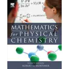 ریاضیات برای شیمی فیزیک (مورتیمر) (ویرایش چهارم 2013)