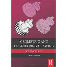 نقشه کشی هندسی و مهندسی (مورلینگ) (ویرایش سوم 2012)