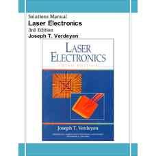حل المسائل الکترونیک لیزر (وردین) (ویرایش سوم 1995)