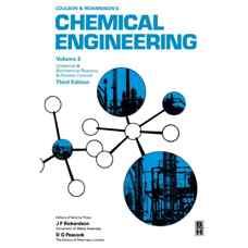 مهندسی شیمی کولسون و ریچاردسون - جلد 3: کنترل فرآیند و راکتورهای شیمیائی و بیوشیمیائی (پیکاک و ریچاردسون) (ویرایش سوم 1994)