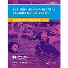 هندبوک احتراق جان زینک - جلد دوم: طراحی و عملیات (باکال) (ویرایش دوم 2013)