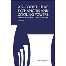 برج های خنک کننده و مبدل های حرارتی خنک شده با جریان هوا - جلد دوم (کروگر) (ویرایش اول 2004)