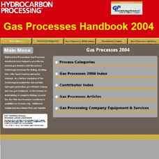 هندبوک فرآیندهای گاز 2004 (HydrocarbonProcessing) (ویرایش اول 2004)