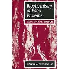 بیوشیمی پروتئین های غذائی (هادسون) (ویرایش اول 1992)