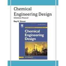 مهندسی شیمی کولسون و ریچاردسون - حل المسائل جلد 6 (سینات) (ویرایش چهارم 2005)