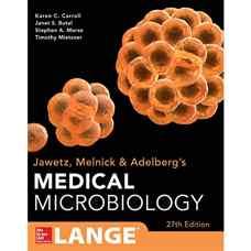 میکروب شناسی پزشکی جاوتز ملنیکز و آدلبرگز (کارول، مورس، میتزنر و میلر) (ویرایش بیست و هفتم 2015)