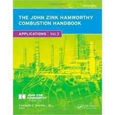 هندبوک احتراق جان زینک - جلد سوم: کاربردها (باکال) (ویرایش دوم 2013)