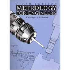 اندازه گیری برای مهندسین (گالیر و شاتبولت) (ویرایش پنجم 1990)