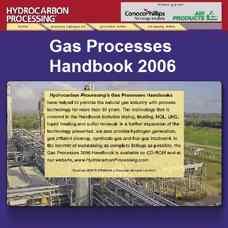 هندبوک فرآیندهای گاز 2006 (HydrocarbonProcessing) (ویرایش اول 2006)