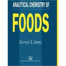 شیمی تجزیه مواد غذائی (جیمز) (ویرایش اول 2012)