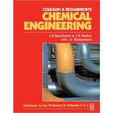 مهندسی شیمی کولسون و ریچاردسون - جلد 5: حل المسائل جلد 2 و 3 (بکهرست، هارکر و ریچاردسون) (ویرایش دوم 2002)
