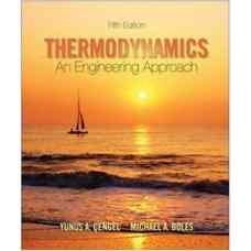 ترمودینامیک: رویکردی مهندسی (سنجل و بولر) (ویرایش پنجم 2005)