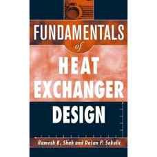 مبانی طراحی مبدل های حرارتی (شاه و سکولیچ) (ویرایش اول 2002)